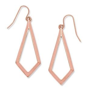 Premier Designs Jewelry DAILY - ROSE GOLD Earrings